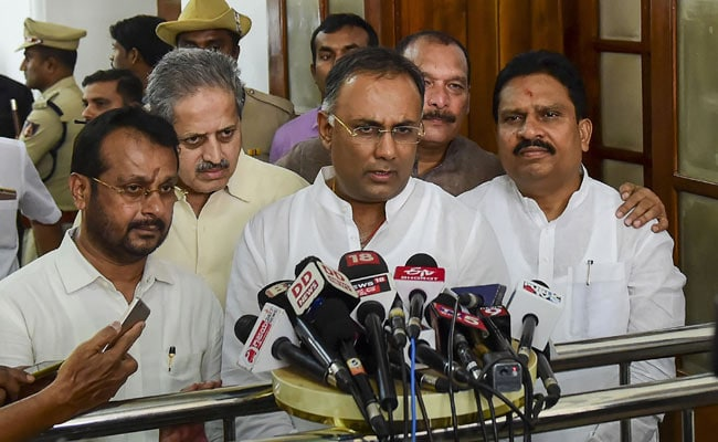 'Clarify Order On Rebel Lawmakers': Karnataka Congress Moves Supreme Court
