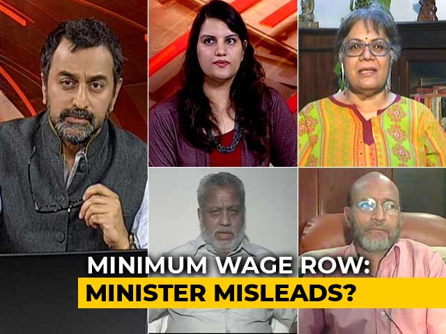Video : Minimum Wage, Maximum Controversy?