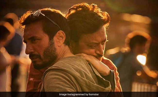'Irrfan Khan, You Are Incredible,' Writes Angrezi Medium Director After Film's Wrap