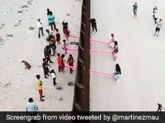 बॉर्डर पर झूला झूलते नज़र आए बच्चे, Viral Video के साथ जानिए क्या है मामला