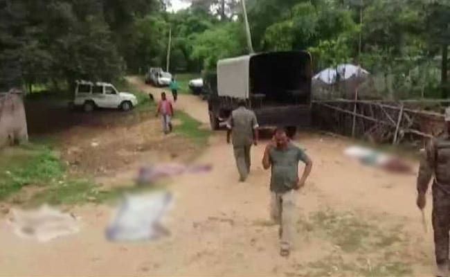10 Held After Jharkhand Mob Beats 4 To Death On Suspicion Of Witchcraft