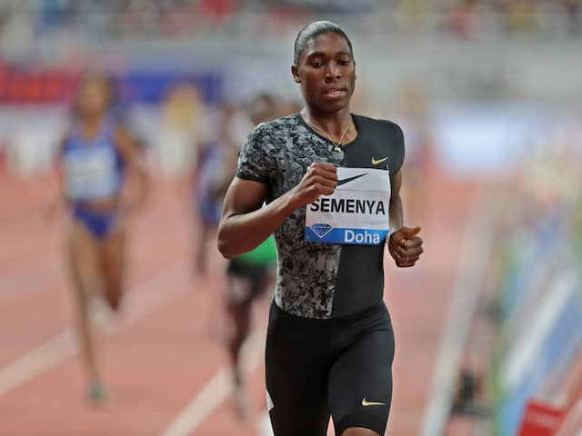 Caster Semenya To Miss World Championships After Swiss Court Ruling