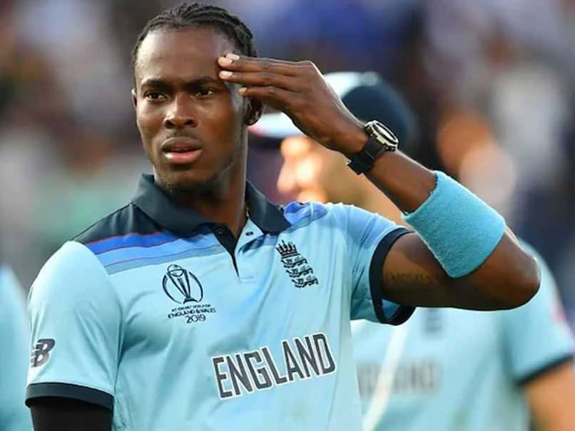 "Endured ""Excruciating"" Pain During World Cup, Says Jofra Archer"