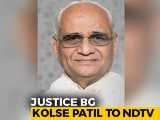 Video : After Gauri Lankesh, Former Judge BG Kolse Patil On List, Alleged Shooter Said