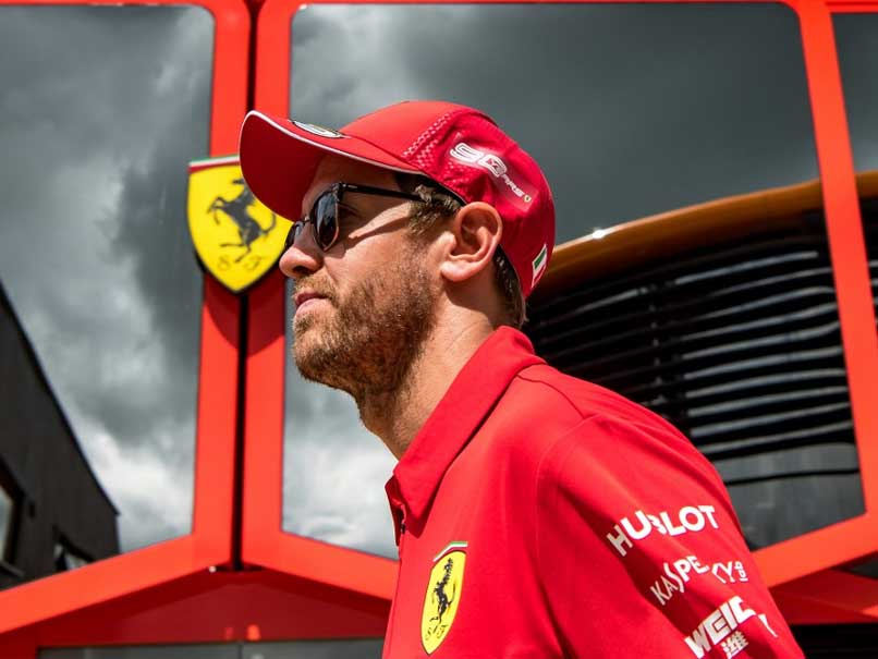 Home Is Where Heartbreak Is For Struggling Sebastian Vettel
