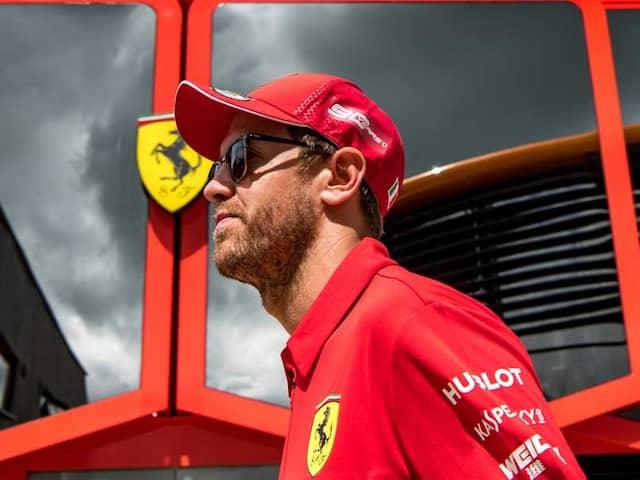 Home Is Where Heartbreak Is For Struggling Sebastian Vettel
