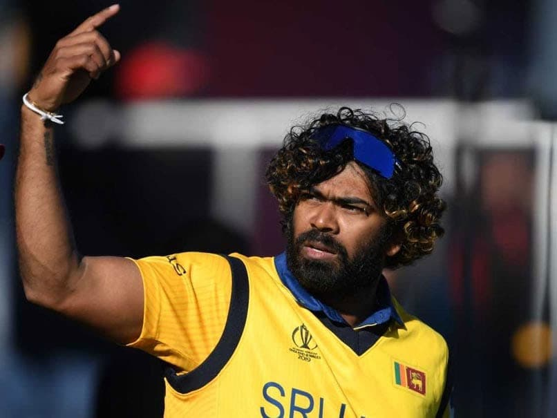 Sri Lanka's Lasith Malinga Hopes To Play T20 World Cup After ODI Retirement