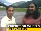 Video : Cricket Caravan Reaches Leeds
