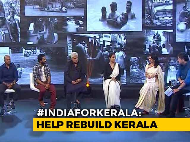 Video : India For Kerala