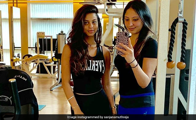 Suhana Khan Takes Belly Dance Classes. 'She's Immensely Graceful,' Says Trainer