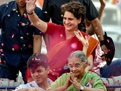 """She Would Hug Me Whenever We Met"": Priyanka Gandhi Mourns Sheila Dikshit"