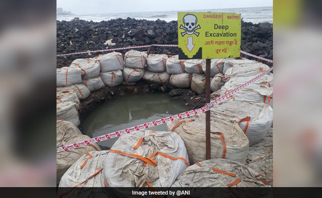 Mumbai Boy Dies After Falling Into Water-Filled Pit