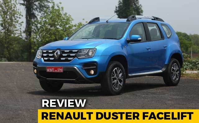 Video : Renault Duster Facelift Review