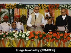 Acharya Devvrat Takes Oath As New Gujarat Governor