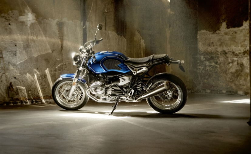 The special edition BMW R Nine T/5 is a 50th anniversary model