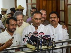 """Clarify Order On Rebel Lawmakers"": Karnataka Congress Moves Supreme Court"