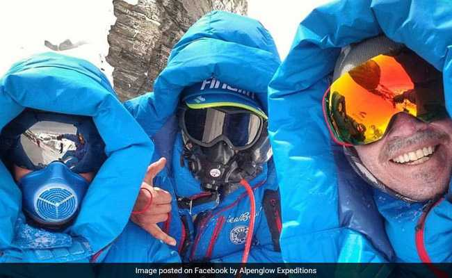 After Everest 'Traffic Jam', These Climbers Are Trying To Find New Route