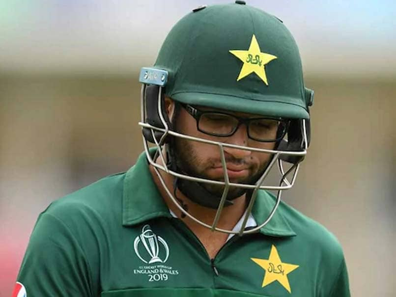 Imam-ul-Haq, Accused Of Multiple Affairs, Admits Mistake And Apologises To Pakistan Cricket Board