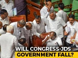 Video : For Karnataka's Struggling Coalition, A Setback In Supreme Court Order