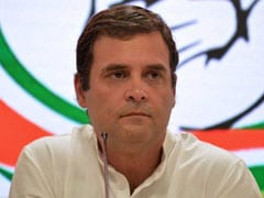 """Greed"" Of Vested Interests Won, Tweets Rahul Gandhi After Karnataka Loss"