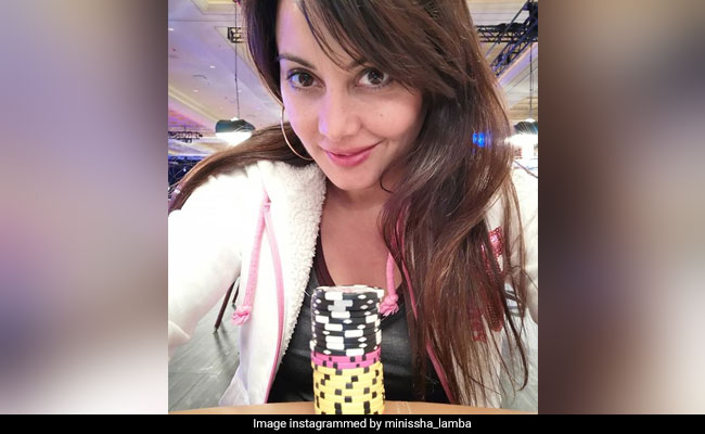 Bachna Ae Haseeno Actress Minissha Lamba Is Professional Poker Player Now