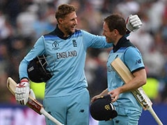 World Cup Final, New Zealand vs England: England