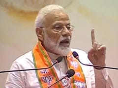 On BJP's 40th Foundation Day, PM's Message To Party Workers On COVID-19