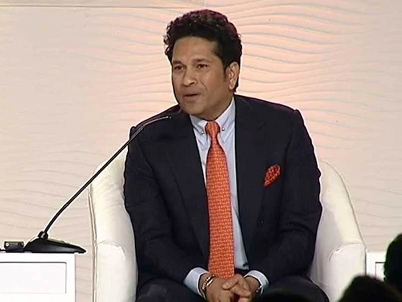 "Sachin Tendulkar ""Humbled"" After Induction Into ICC Hall Of Fame"