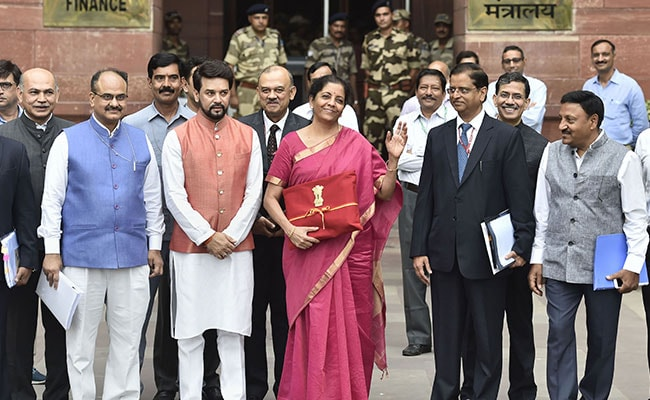 Budget Highlights 2019: A Look At Highlights Of Union Budget 2019-20