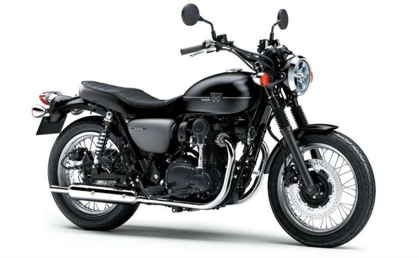 The Kawasaki W800 Street takes on the Triumph Street Twin in the segment