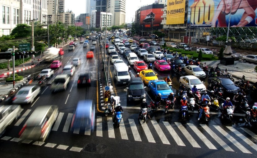 The car industry accounts for about a tenth of gross domestic product in Thailand