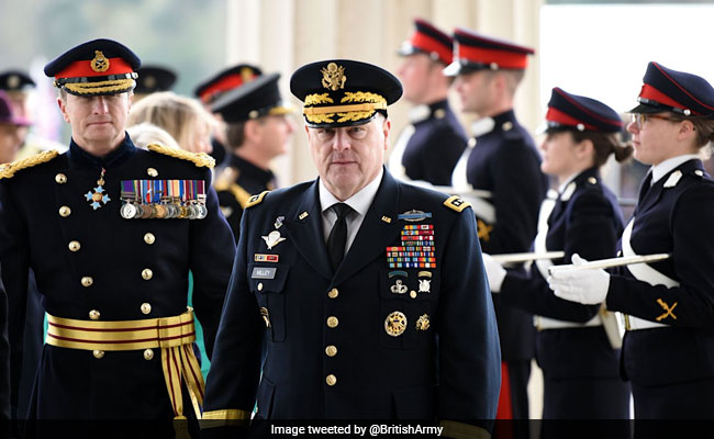 China Poses Serious Threat To US For Decades Ahead: US Top General