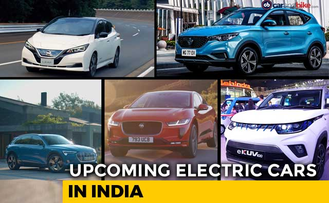 Video : Upcoming Electric Cars In India
