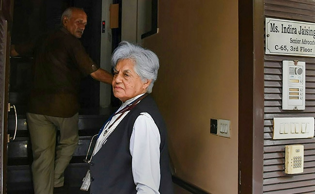 Bar Association Of India Condemns CBI Raids On Indira Jaising, Anand Grover