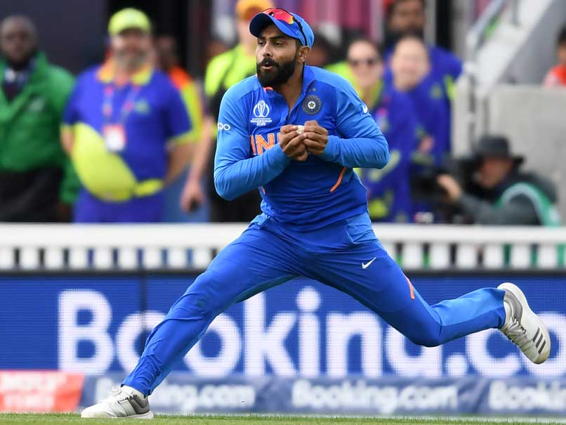 World Cup 2019: Former India Captain Wants Ravindra Jadeja