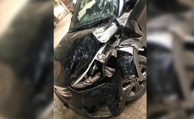 दिल्ली हिट एंड रन मामला: कार के 'टूटे टुकड़े' की मदद से आरोपी तक पहुंची पुलिस, रेडियो जॉकी गिरफ्तार