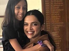 <i>'83</i>: Deepika Padukone Gave Kabir Khan And Mini Mathur's Daughter Some 'Serious Girl Goals'