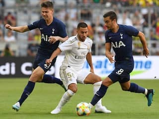 Real Madrids Pre-Season Struggles Continue With Loss To Tottenham Hotspur