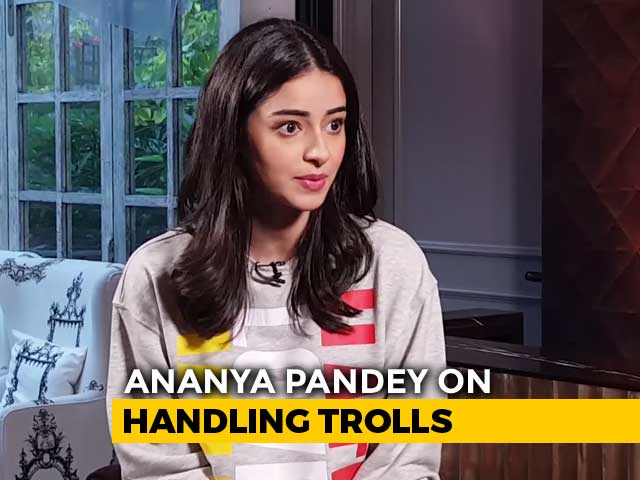 Ananya Panday On Social Media Bullying And More