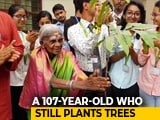 Video: 107-Year-Old Environmentalist Planted Hundreds Of Trees