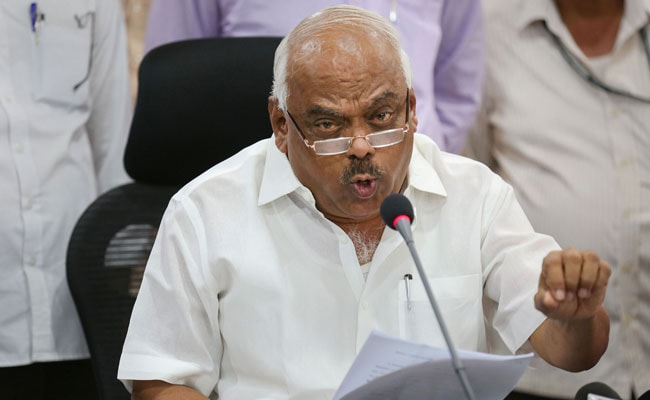 'Forgive Me If I Made Any Mistakes': Karnataka Assembly Speaker Quits
