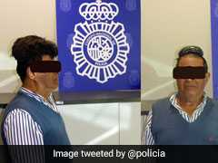 Man Arrested In Spain With Cocaine Worth $34,000 Under His Wig