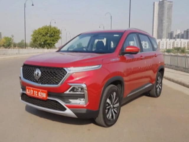 The MG Hector diesel is yet to meet BS6 norms, but expect the version to be available soon