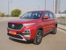 MG Hector: Comfort Meets Convenience