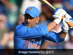 """A Legendary Cricketer Like MS Dhoni Knows When To Retire,"" Says Chief Selector MSK Prasad"
