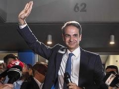 Kyriakos Mitsotakis Becomes Greece's New PM On Vow To End Economic Crisis