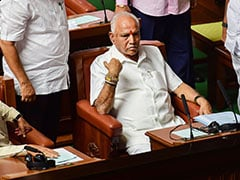 "BS Yediyurappa Wins Karnataka Trust Vote, Talks Of ""Forgive And Forget"""