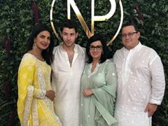Papa Jonas' Birthday Wish For Daughter-In-Law Priyanka Chopra: 'Thanks For Making Our Son Happy'