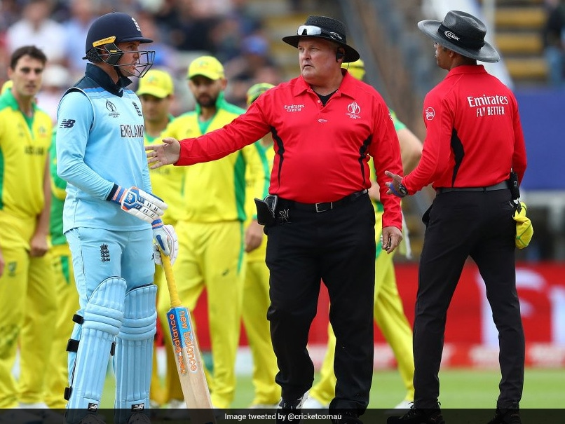 Jason Roy Fans Cry Foul After Kumar Dharmasena Is Named Umpire For World Cup Final