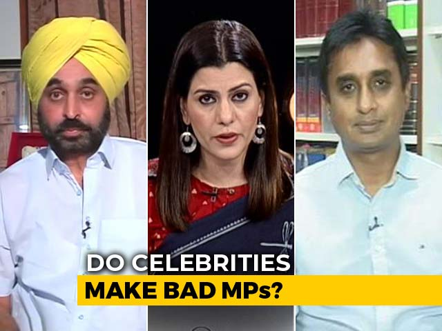 Video : Sunny Deol's Body Double For Gurdaspur: Do Celebs Flop In Public Life?